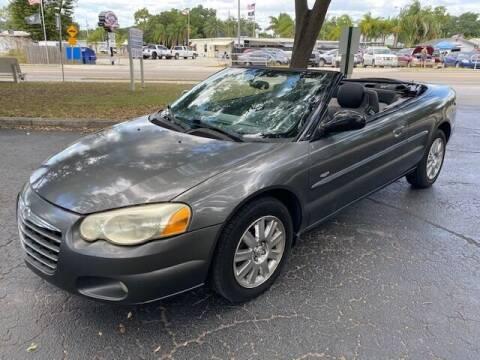 2004 Chrysler Sebring for sale at Florida Prestige Collection in St Petersburg FL