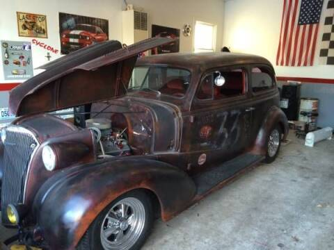 1937 Chevrolet Fleetmaster for sale at Haggle Me Classics in Hobart IN