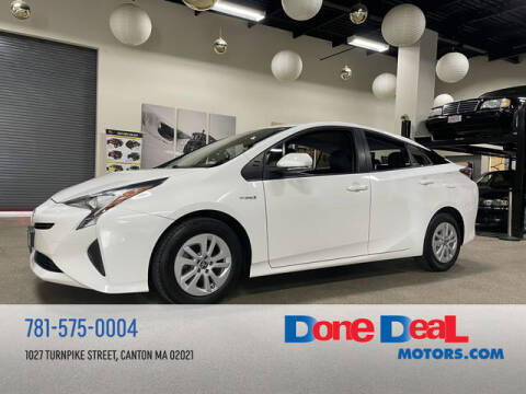 2016 Toyota Prius for sale at DONE DEAL MOTORS in Canton MA
