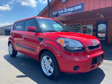2010 Kia Soul for sale at HUFF AUTO GROUP in Jackson MI