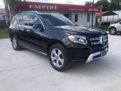 2017 Mercedes-Benz GLS for sale at Empire Automotive Group Inc. in Orlando FL