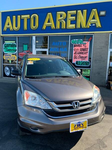 2011 Honda CR-V for sale at Auto Arena in Fairfield OH