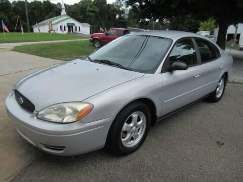 2007 Ford Taurus for sale at Dallas Auto Mart in Dallas GA