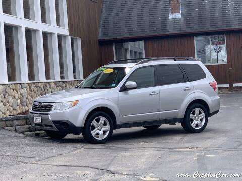 2011 Subaru Forester for sale at Cupples Car Company in Belmont NH