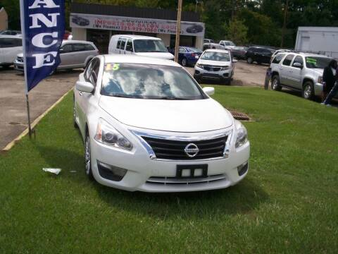 2015 Nissan Altima for sale at Louisiana Imports in Baton Rouge LA
