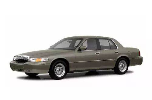 2002 Mercury Grand Marquis for sale at Bri's Sales, Service, & Imports in Long Beach CA