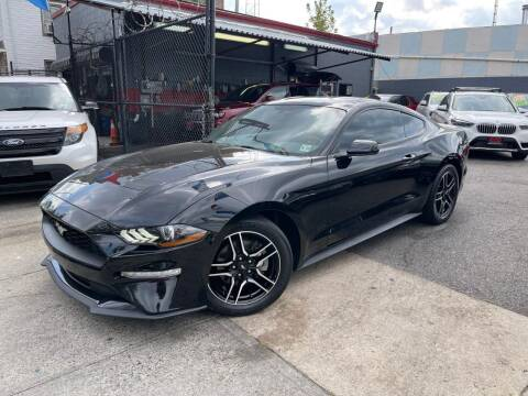 2018 Ford Mustang for sale at Newark Auto Sports Co. in Newark NJ