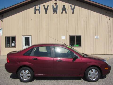 2006 Ford Focus for sale at HyWay Auto Sales in Holland MI