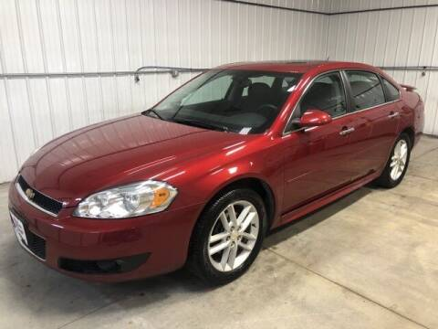 2015 Chevrolet Impala Limited for sale at Karl Pre-Owned in Glidden IA
