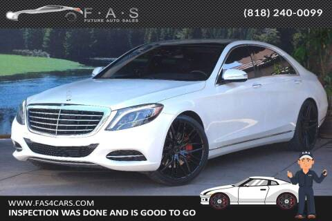 2016 Mercedes-Benz S-Class for sale at Best Car Buy in Glendale CA