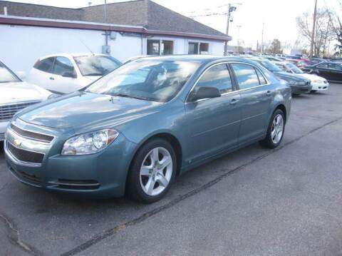 2009 Chevrolet Malibu for sale at All State Auto Sales, INC in Kentwood MI