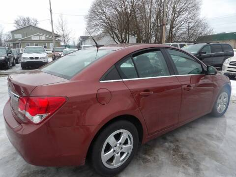 2012 Chevrolet Cruze for sale at English Autos in Grove City PA