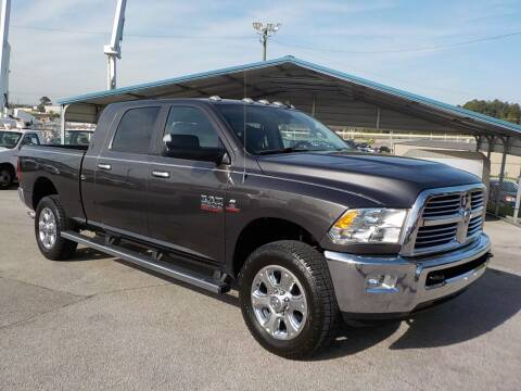2016 RAM Ram Pickup 2500 for sale at C & C MOTORS in Chattanooga TN