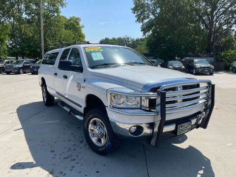 2007 Dodge Ram Pickup 2500 for sale at Zacatecas Motors Corp in Des Moines IA