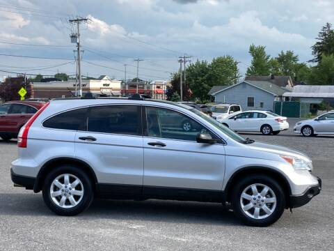 2009 Honda CR-V for sale at Broadway Garage of Columbia County Inc. in Hudson NY