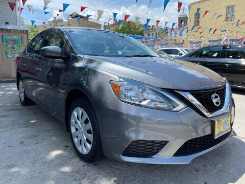 2019 Nissan Sentra for sale at Elite Automall Inc in Ridgewood NY