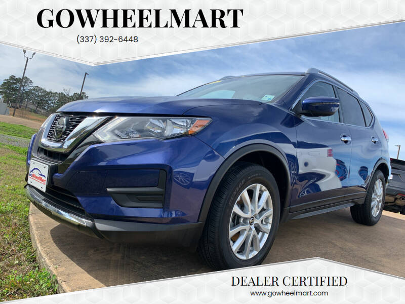 2020 Nissan Rogue for sale at GOWHEELMART in Leesville LA