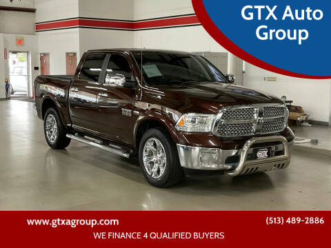 2014 RAM Ram Pickup 1500 for sale at GTX Auto Group in West Chester OH
