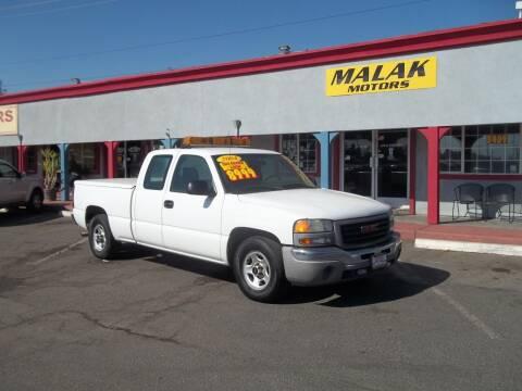2004 GMC Sierra 1500 for sale at Atayas Motors INC #1 in Sacramento CA