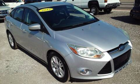 2012 Ford Focus for sale at Pinellas Auto Brokers in Saint Petersburg FL