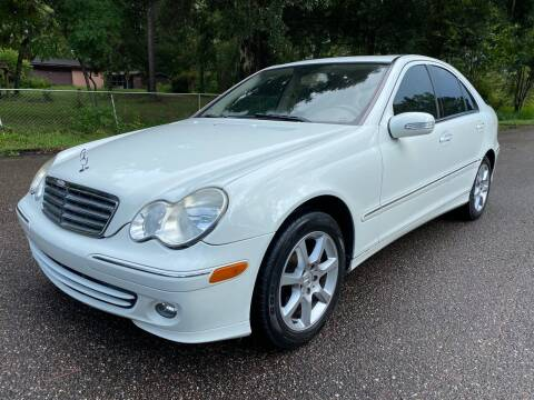 2007 Mercedes-Benz C-Class for sale at Next Autogas Auto Sales in Jacksonville FL