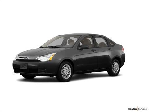2011 Ford Focus for sale at Jamerson Auto Sales in Anderson IN