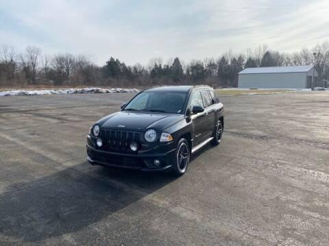 2008 Jeep Compass for sale at Caruzin Motors in Flint MI