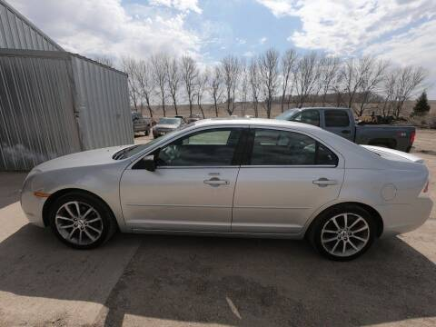 2009 Ford Fusion for sale at Alpha Auto in Toronto SD