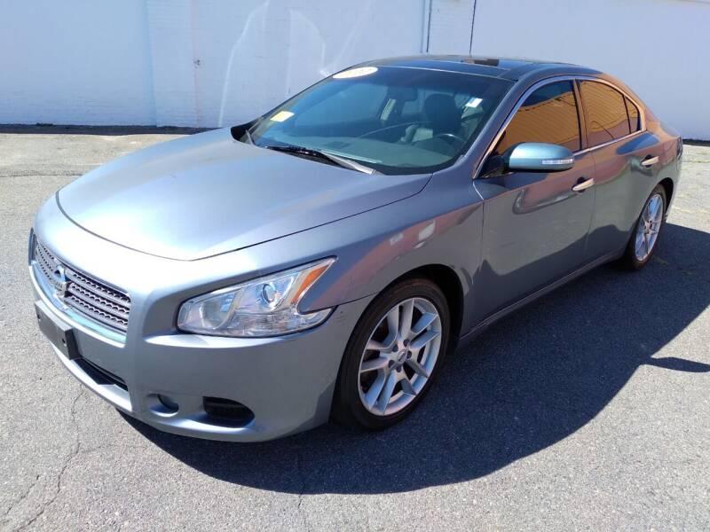 2010 Nissan Maxima for sale at LYNN MOTOR SALES in Lynn MA