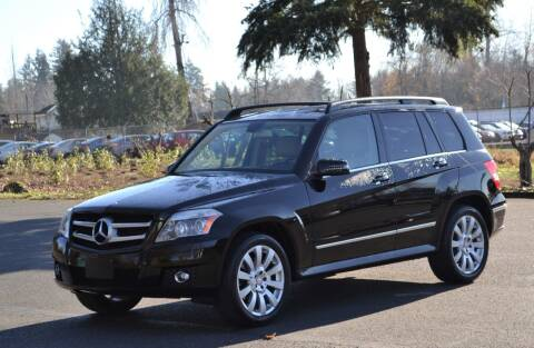 2012 Mercedes-Benz GLK for sale at Skyline Motors Auto Sales in Tacoma WA