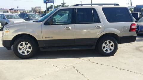 2007 Ford Expedition for sale at Dubik Motor Company in San Antonio TX