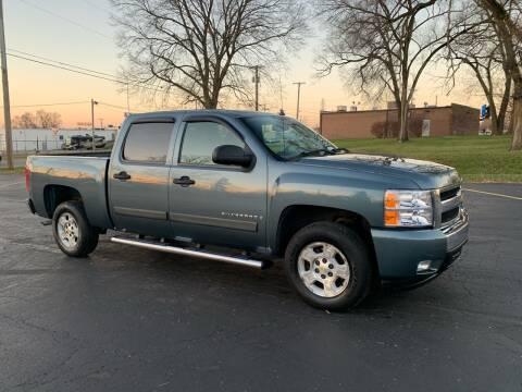 2007 Chevrolet Silverado 1500 for sale at Dittmar Auto Dealer LLC in Dayton OH
