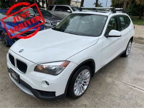 2014 BMW X1 for sale at Florida Fine Cars - West Palm Beach in West Palm Beach FL