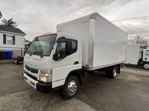 2021 Mitsubishi Fuso FEC9TS