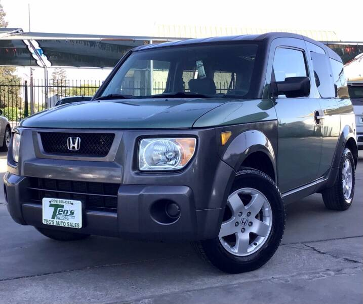 2004 Honda Element for sale in Turlock, CA