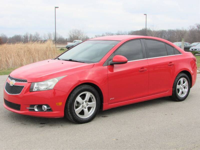 2012 Chevrolet Cruze for sale at 42 Automotive in Delaware OH