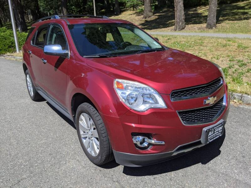 2010 Chevrolet Equinox for sale in Tacoma, WA