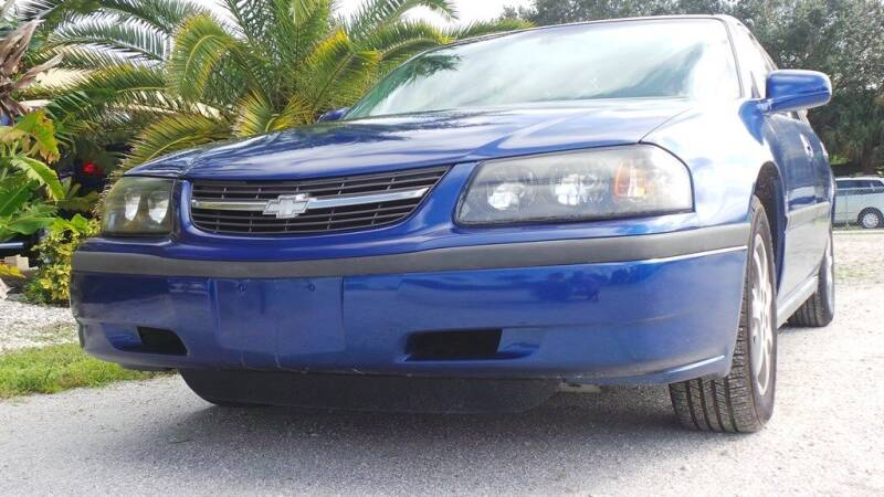 2005 Chevrolet Impala for sale at Southwest Florida Auto in Fort Myers FL
