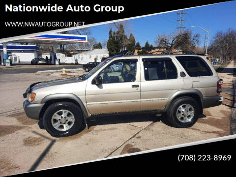 2001 Nissan Pathfinder for sale at Nationwide Auto Group in Melrose Park IL
