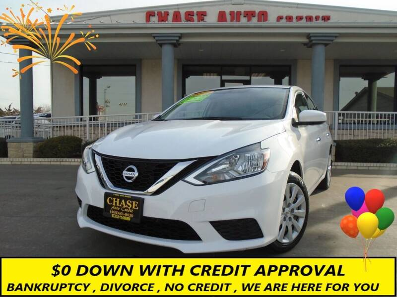 2017 Nissan Sentra for sale at Chase Auto Credit in Oklahoma City OK