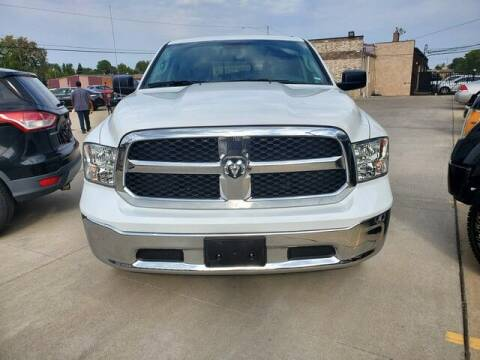 2020 RAM Ram Pickup 1500 Classic for sale at Great Ways Auto Finance in Redford MI