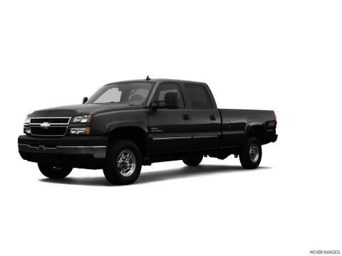2007 Chevrolet Silverado 2500HD Classic for sale at Mann Chrysler Dodge Jeep of Richmond in Richmond KY