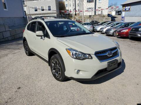 2014 Subaru XV Crosstrek for sale at Fortier's Auto Sales & Svc in Fall River MA