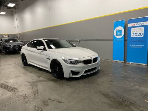 2015 BMW M4 for sale at Loudoun Motors in Sterling VA