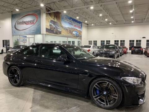 2015 BMW M4 for sale at Godspeed Motors in Charlotte NC