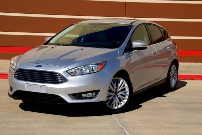 2017 Ford Focus for sale at Auto Hunters in Houston TX