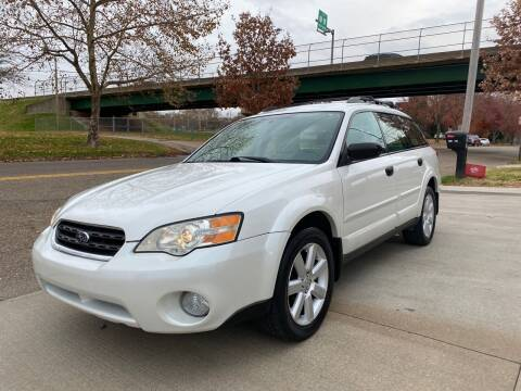 2006 Subaru Outback for sale at Dalton George Automotive in Marietta OH
