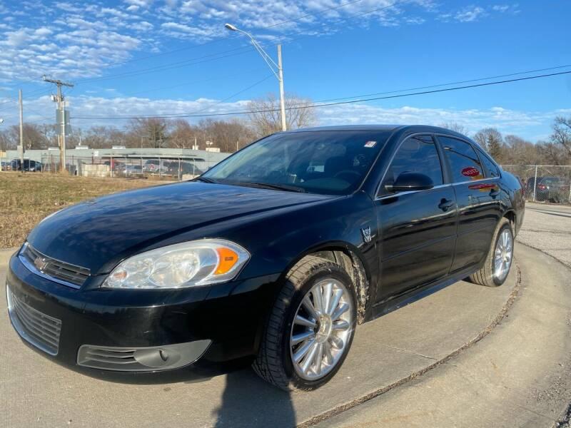 2011 Chevrolet Impala for sale at Xtreme Auto Mart LLC in Kansas City MO