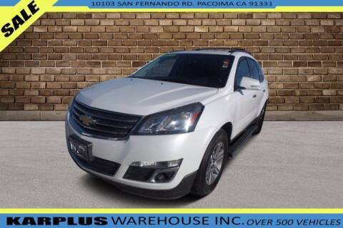 2017 Chevrolet Traverse for sale at Karplus Warehouse in Pacoima CA