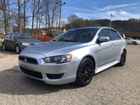 2015 Mitsubishi Lancer for sale at Used Cars 4 You in Serving NY